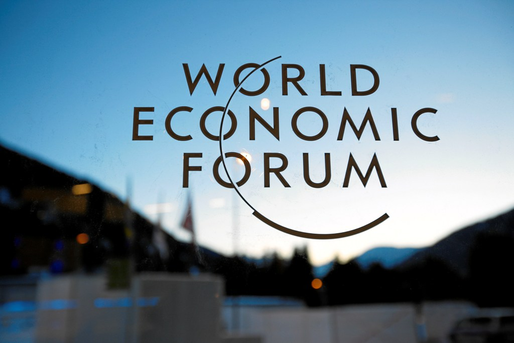 foto world economic forum